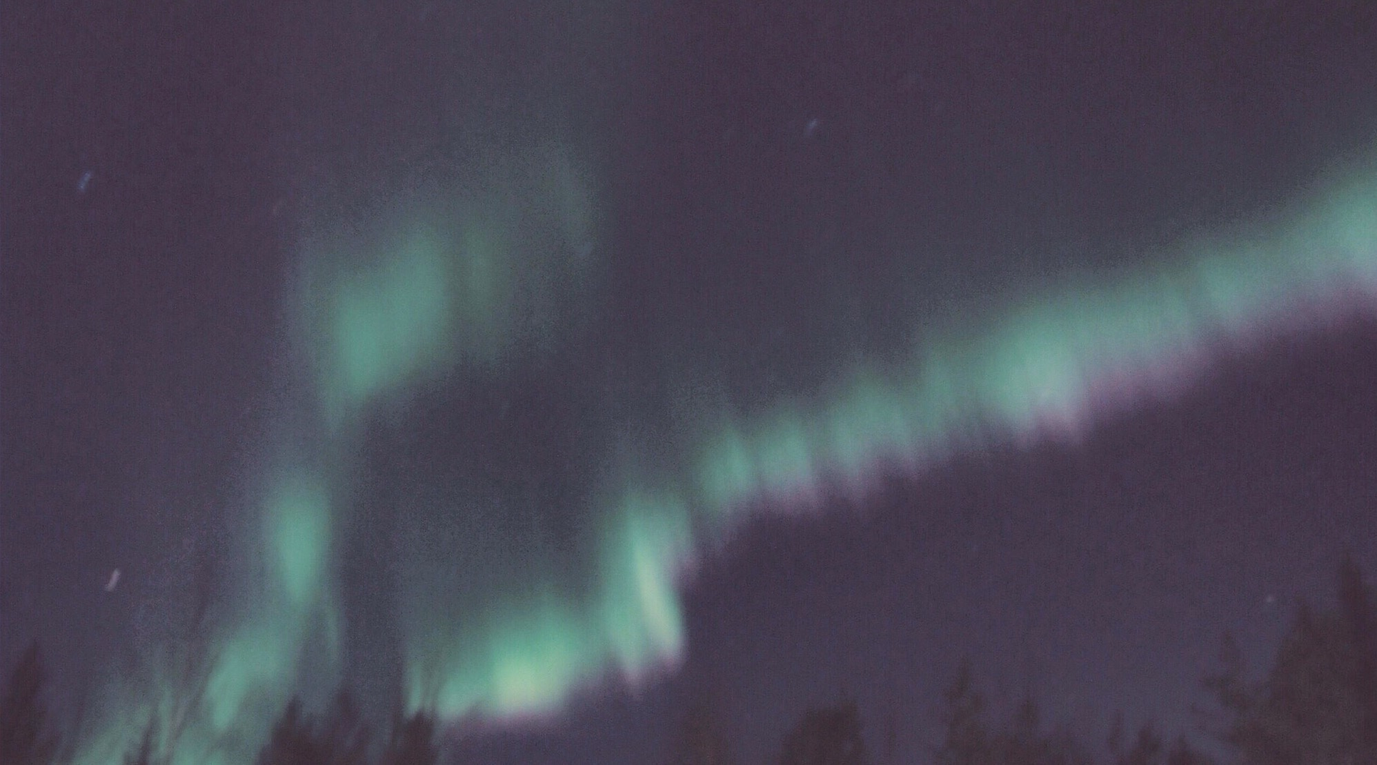 NORTHERN LIGHTS & THOUGHTS