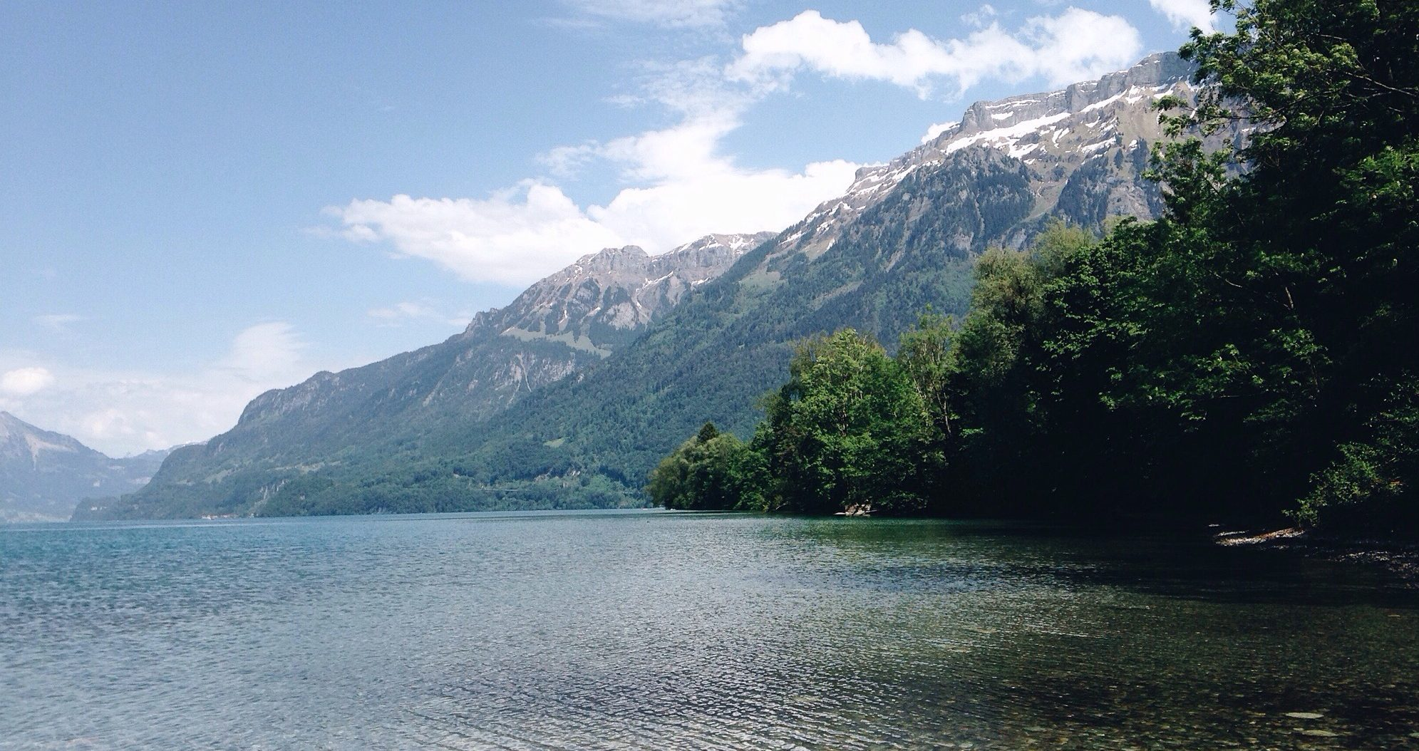 BACK TO THE HAPPY PLACE @ SWITZERLAND