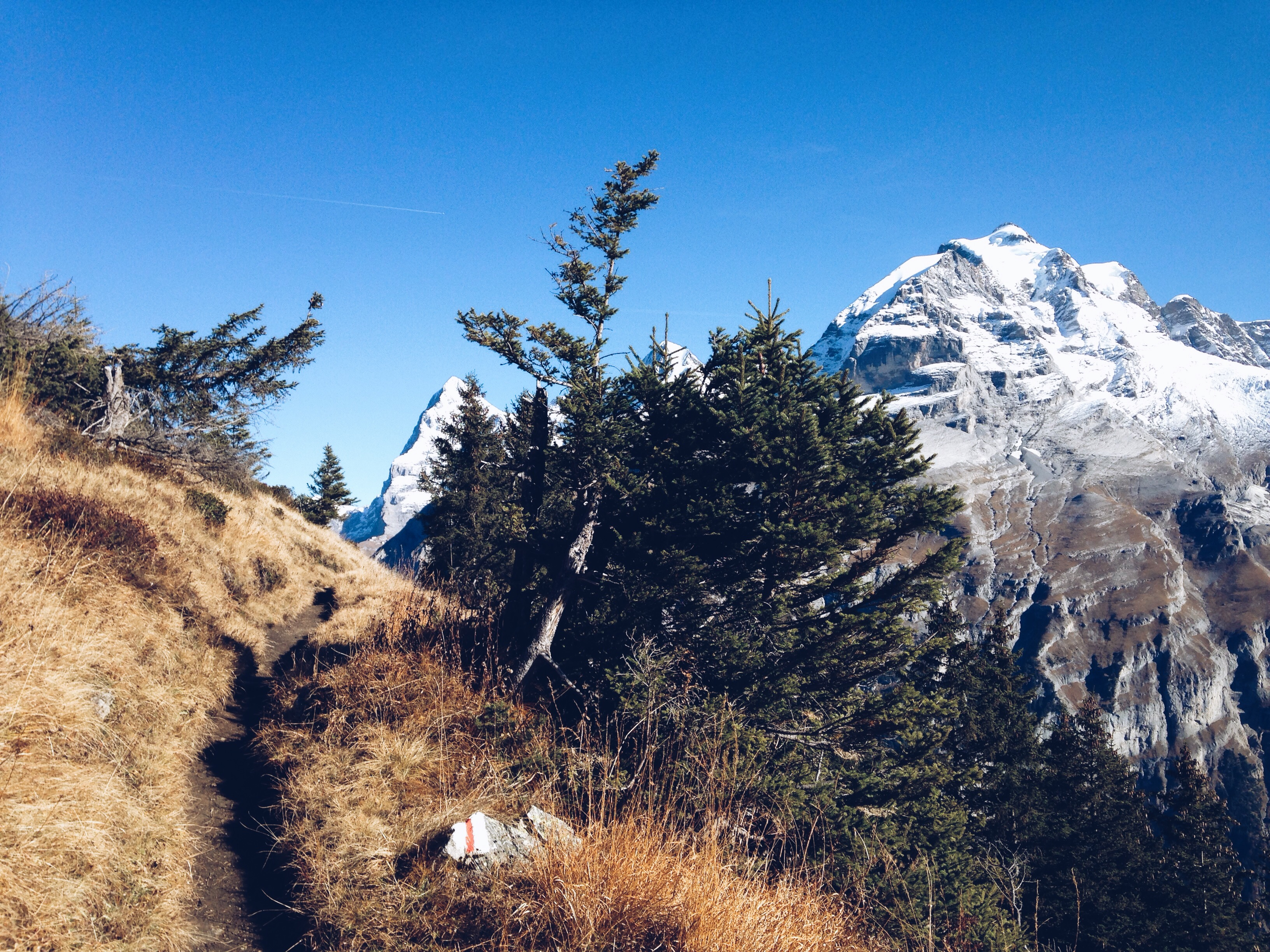 Winter is Coming & I wish I'd Be In Switzerland Now