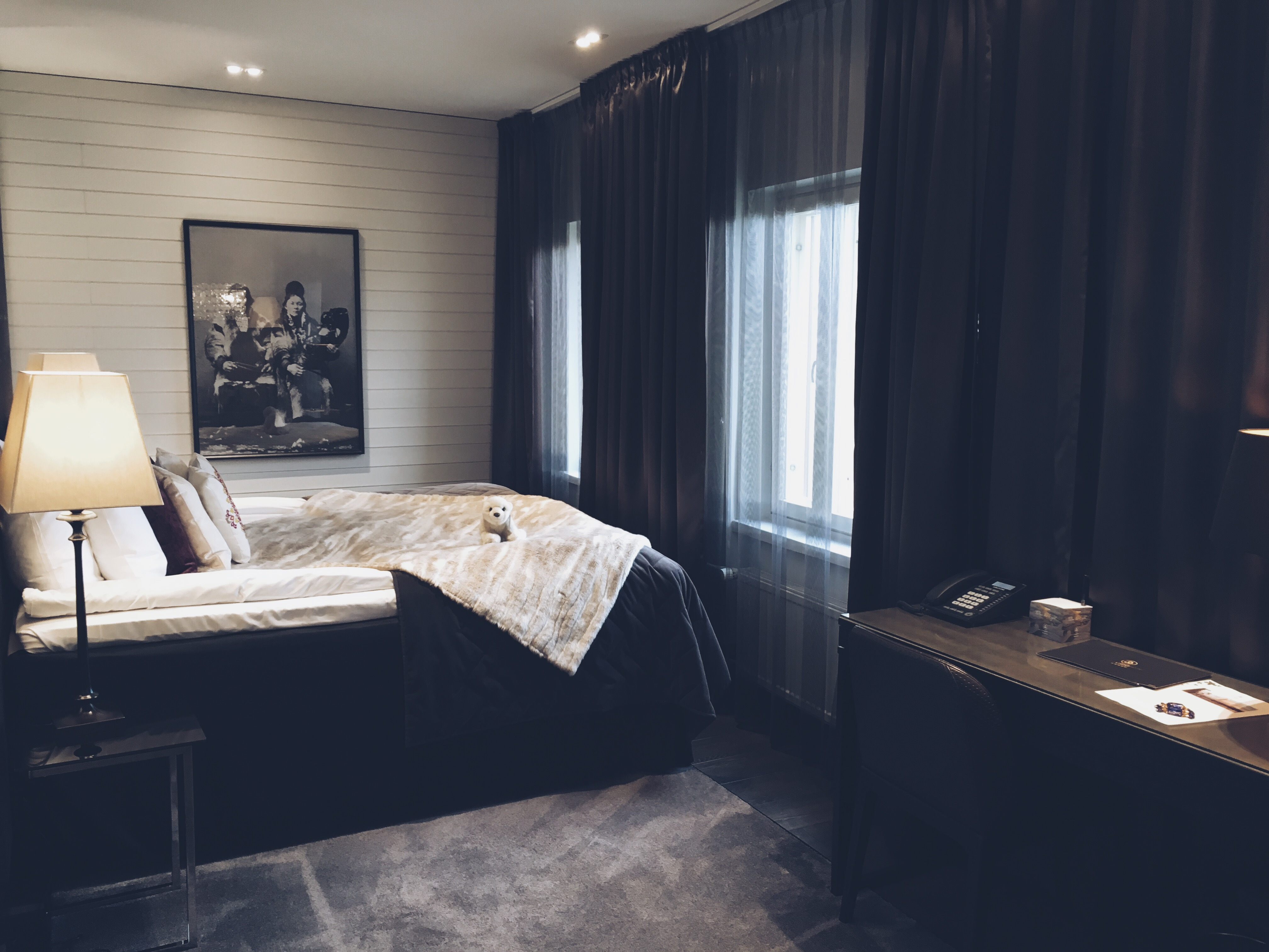 Good Place To Sleep in Rovaniemi – Arctic Light Hotel
