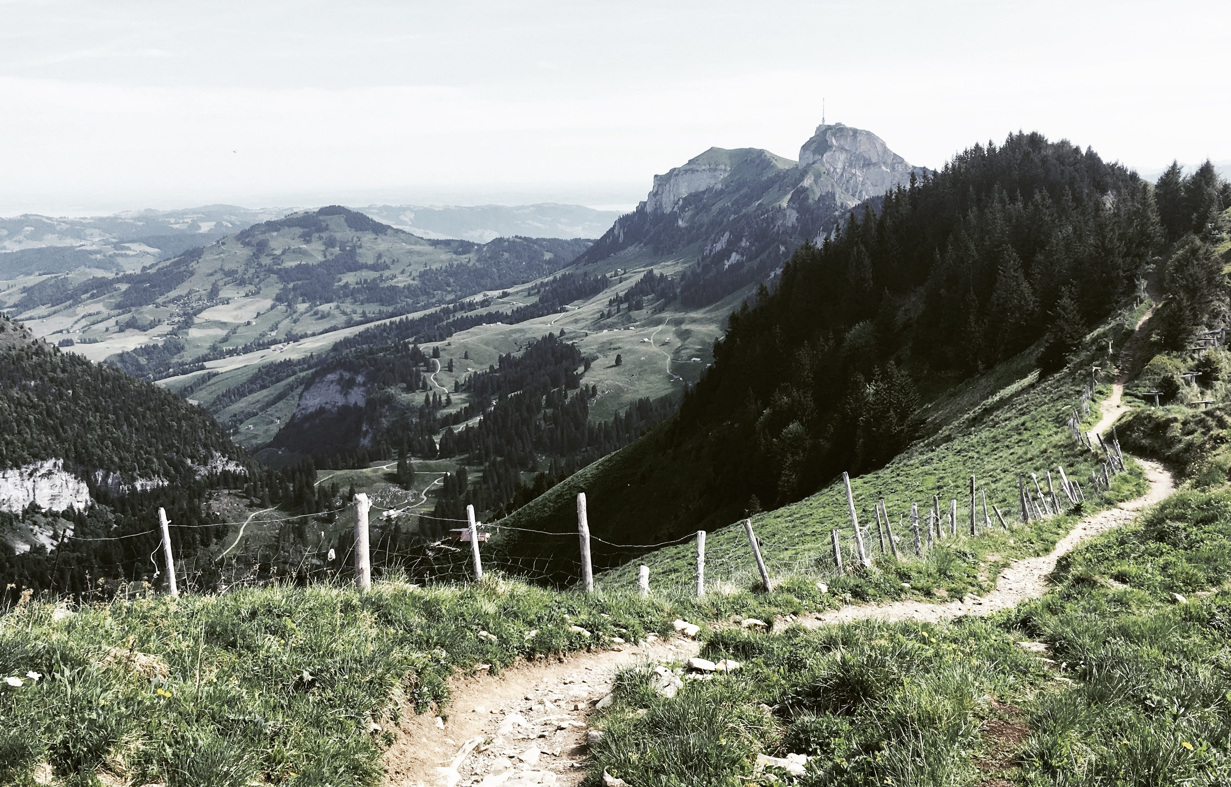 Falling in Love With Switzerland Over And Over Again – Hoher Kasten Edit.